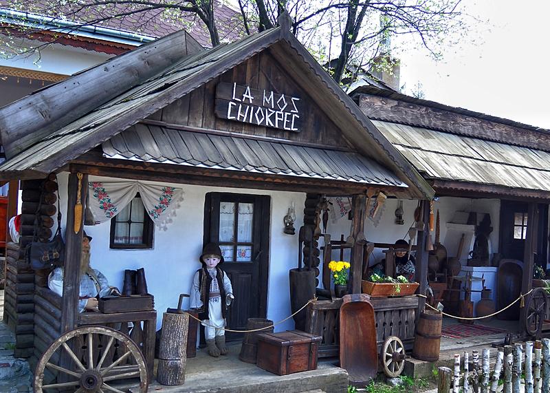 Muzeu langa Casa memoriala Ion Creanga