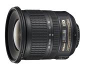 Obiectivul  Nikon 10-24mm f/3.5-4.5G ED AF-S DX Nikkor