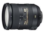 Obiectiv foto zoom 18-200mm f/3.5-5.6G ED VR II AF-S DX NIKKOR