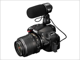 Nikon D5100 - D-Movie