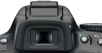 Nikon D5100 - sistem rapid si precis de focalizare automata