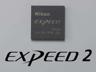 Nikon D5100 - Motor de procesare EXPEED 2