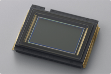 Nikon D3100 - Senzor de imagine CMOS in format DX