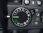 Nikon D3100 - Modul GHID