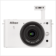 Nikon 1 J1 - Blit incorporat