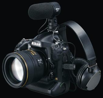 Nikon D4 - D-Movie