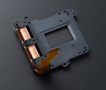 Nikon 1 V2 - Obturator mecanic