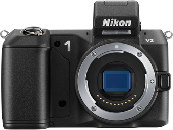 Nikon 1 V2 - Portabilitate durabila