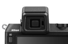 Nikon 1 V2 - Vizor electronic