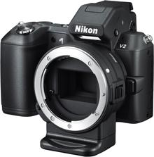 Nikon 1 V2 - Adaptor montura FT1