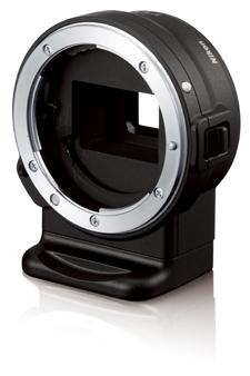 Nikon 1 J3 - Adaptor FT1