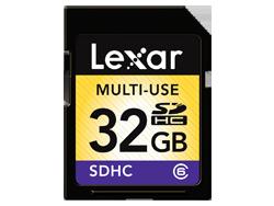 Lexar SDHC 32GB